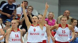 Женская сборная России обыграла Швецию