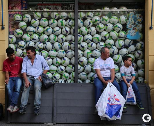 Сан Паулу готовится к старту Чемпионата Мира