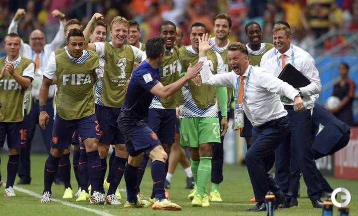 Сборная Голландии разгромила чемпионов мира!