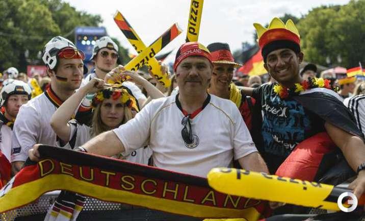 Перед матчем Германия - Португалия