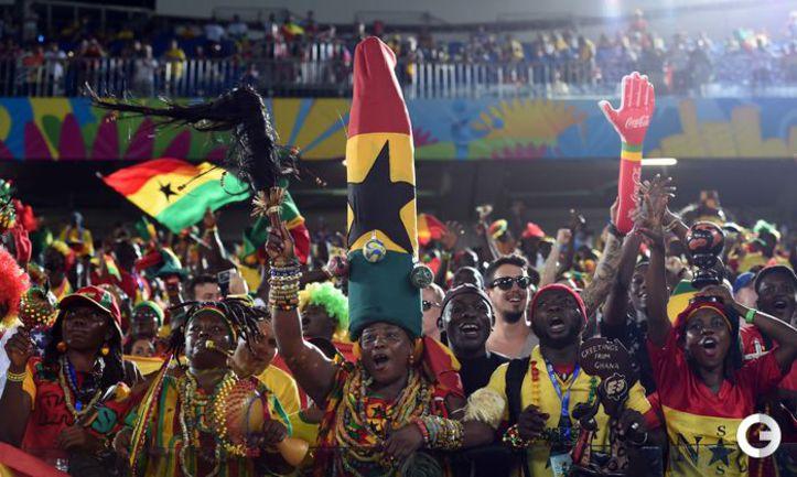 США обыграла Гану с голом на 30-й секунде
