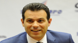 Димитрис Итудис - главный тренер ПБК ЦСКА
