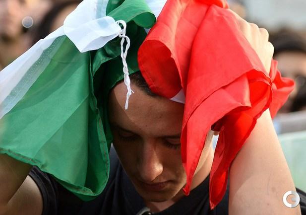 Разочарование итальянских болельщиков