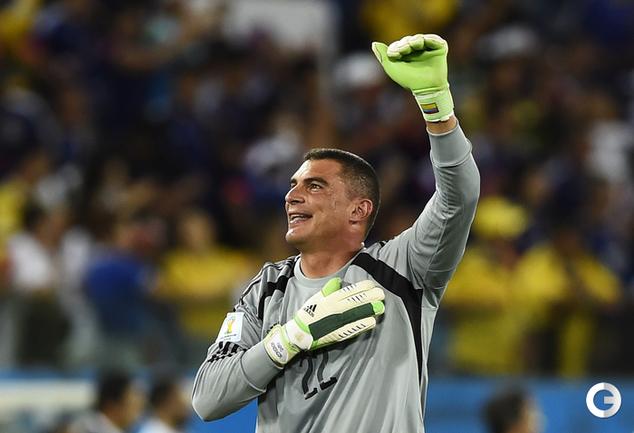 Мондрагон - самый возрастной участник чемпионатов мира
