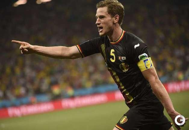 Бельгия одержала третью победу в Бразилии