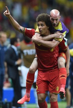 Бельгия вырвала победу у сборной США
