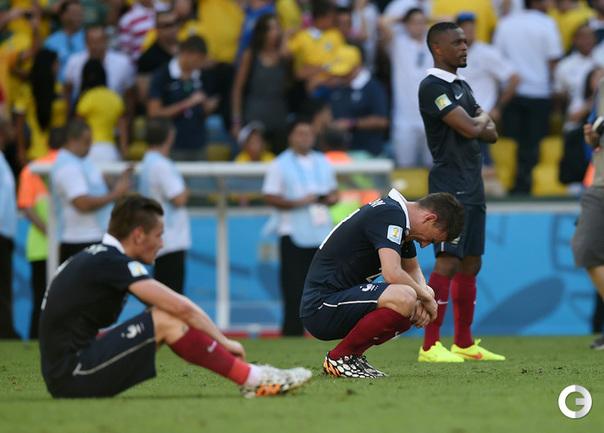 Германия победила Францию