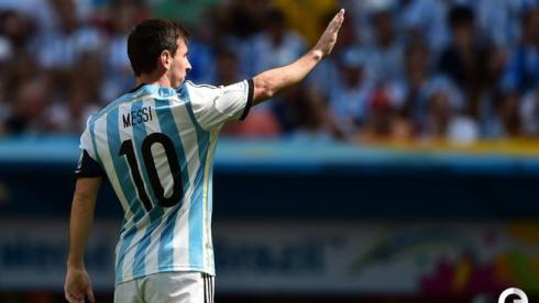 Один гол и сборная Аргентины в полуфинале