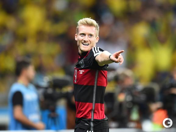 Семь немецких ударов по Бразилии
