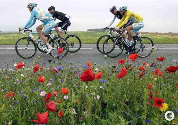 Грайпель победил на шестом этапе Тур де Франс