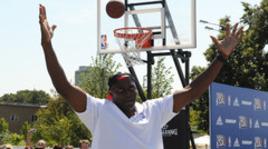Мастер-класс звезды НБА Хораса Гранта
