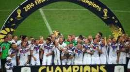 Германия - чемпион мира!