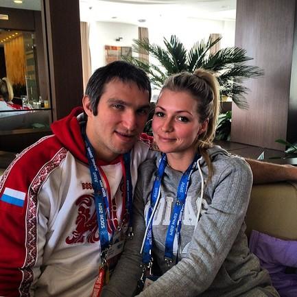 Овечкин и Кириленко: лучшие фотографии