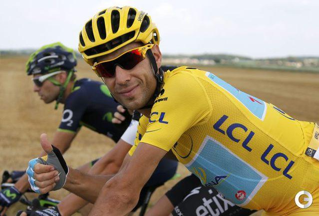 "Винченцо Нибали - победитель ""Тур де Франс"""