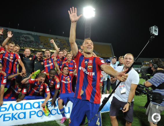 Игнашевич остается в ЦСКА до 2016 года