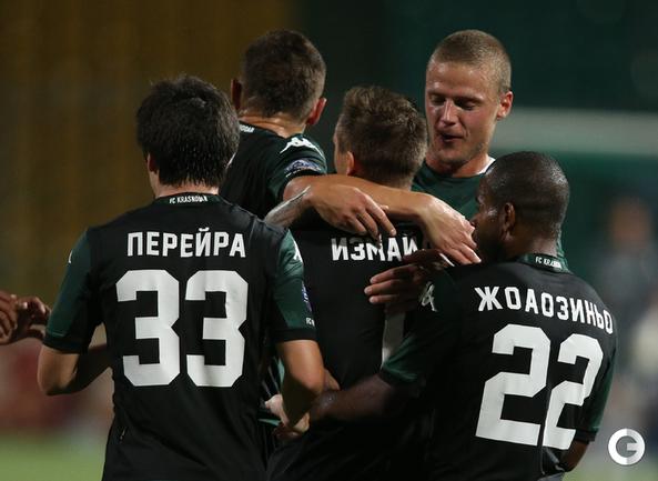 """""""Краснодар"""" вновь разгромил """"Спартак"""""""