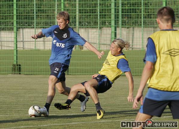 Денис КОЛОДИН (слева) и Андрей ВОРОНИН.