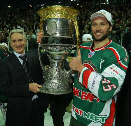 Алексей Морозов завершил спортивную карьеру