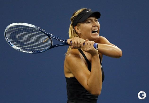 Шарапова стартовала на US Open c победы над Кириленко