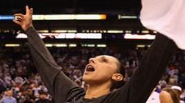 Таурази выиграла западную конференцию WNBA