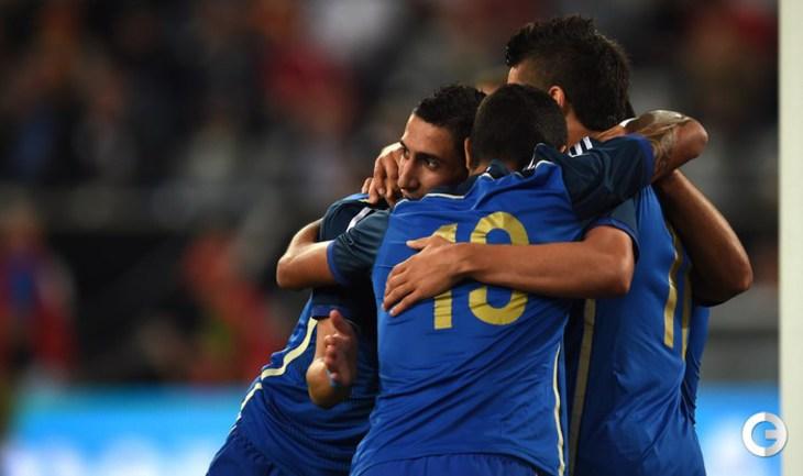 Ди Мария принес Аргентине победу над Германией