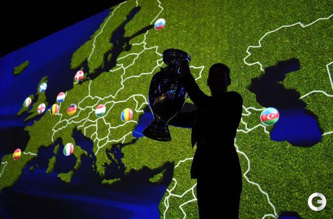 Россия среди стран хозяек Еuro-2020