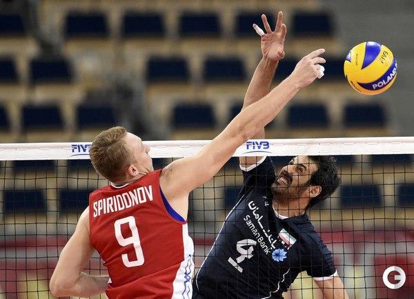Россия обыграла Иран в матче за 5-е место на ЧМ-2014
