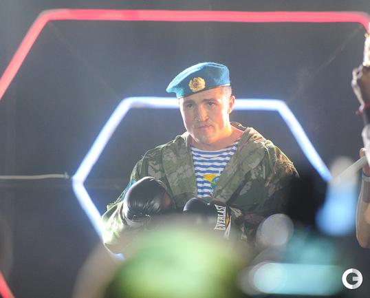 Лебедев защитил титул чемпиона мира по версии WBC