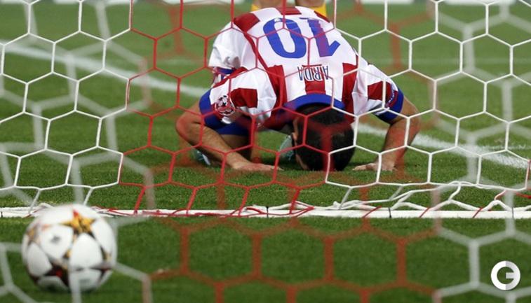 """""""Атлетико"""" переиграл """"Ювентус"""" в Мадриде"""