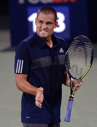 Южный вышел в четвертьфинал турнира в Шанхае