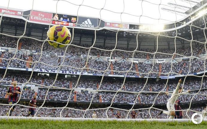 """""""Реал"""" одержал волевую победу над """"Барселоной"""""""