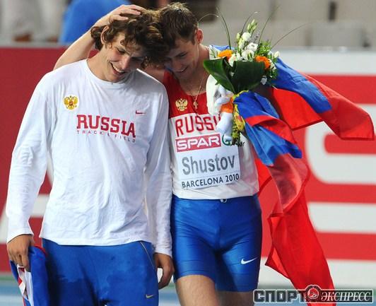 Иван Ухов и Александр Шутов.