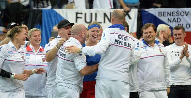 Чехия выиграла Кубок Федерации