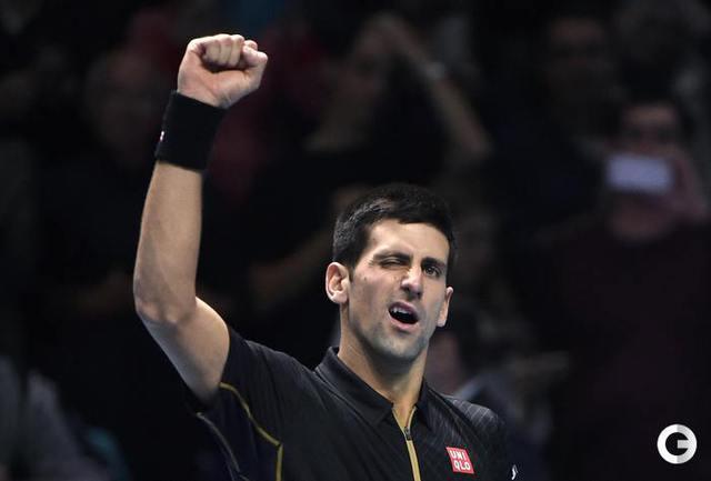 Джокович - в финале итогового турнира года