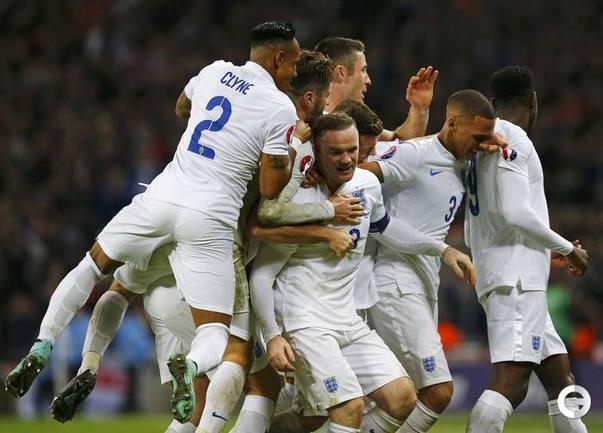 Уэйн Руни отличился в 100-м матче за сборную Англии