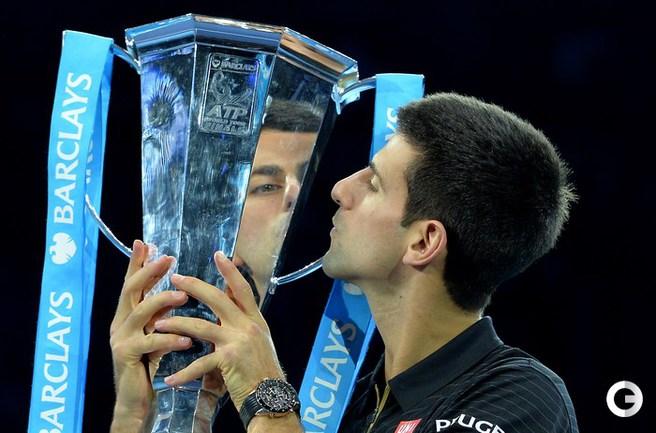 Джокович стал победителем итогового турнира ATP