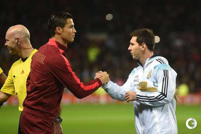 Дуэль Роналду и Месси завершилась победой Португалии
