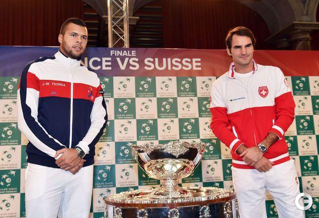 Федерер примет участие в финале Кубка Дэвиса