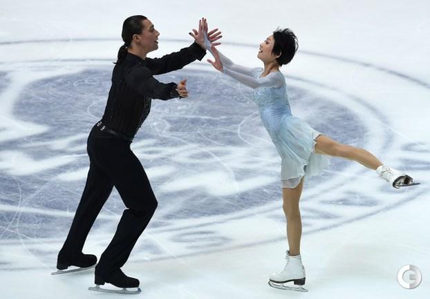 Кавагути и Смирнов - вторые после короткой программы