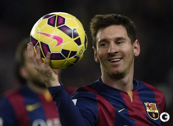 Месси обновил бомбардирский рекорд чемпионата Испании