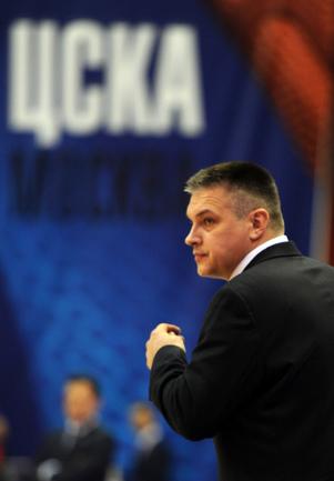 Евгений Пашутин - тренер казанского УНИКСа и сборной России.