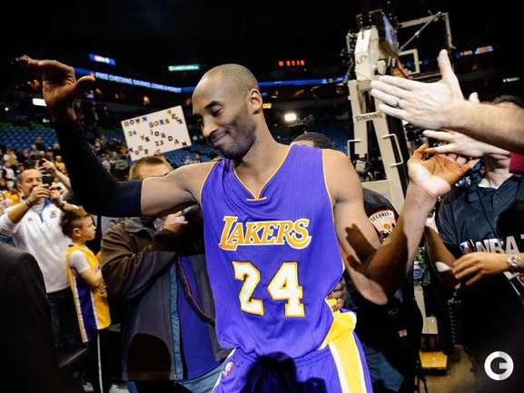 Брайант обошел Джордана в списке снайперов НБА