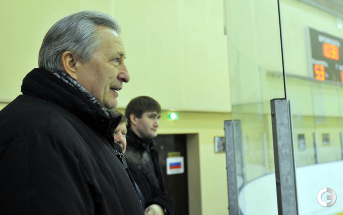 Хоккеисты сборной России готовятся к матчам в Сочи