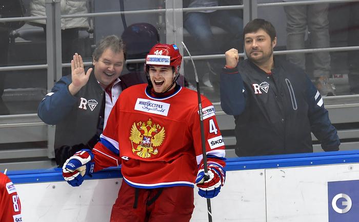 Сборная России: три победы на Кубке Первого канала