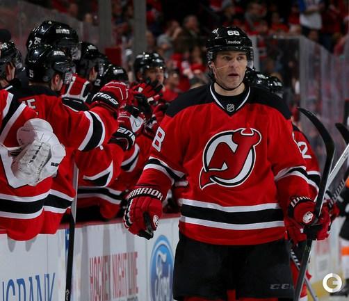 """Ягр оформил самый """"возрастной"""" хет-трик в истории НХЛ"""