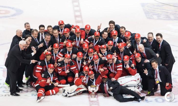 Россия проиграла Канаде в финале МЧМ-2015