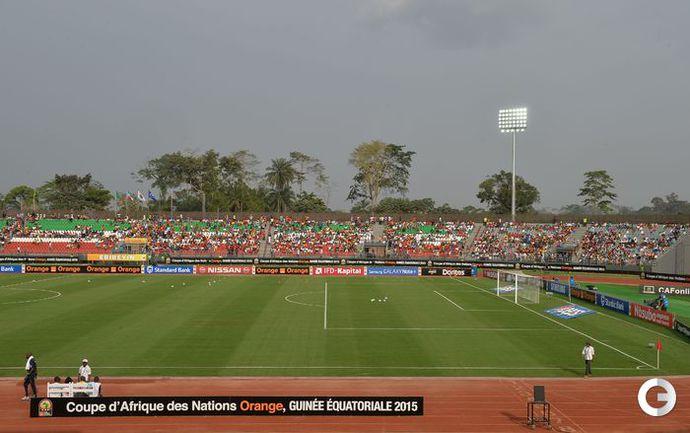 Замбия и Конго сыграли вничью