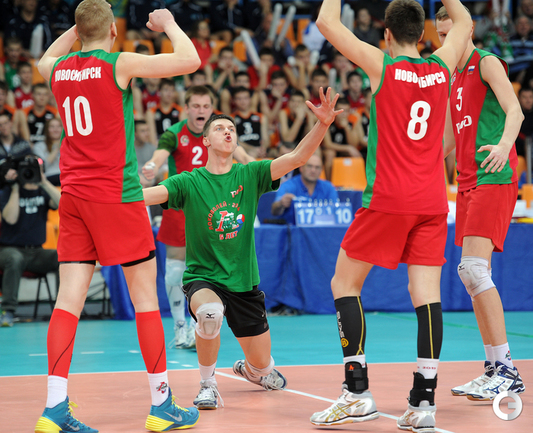 Болгария победитель турнира