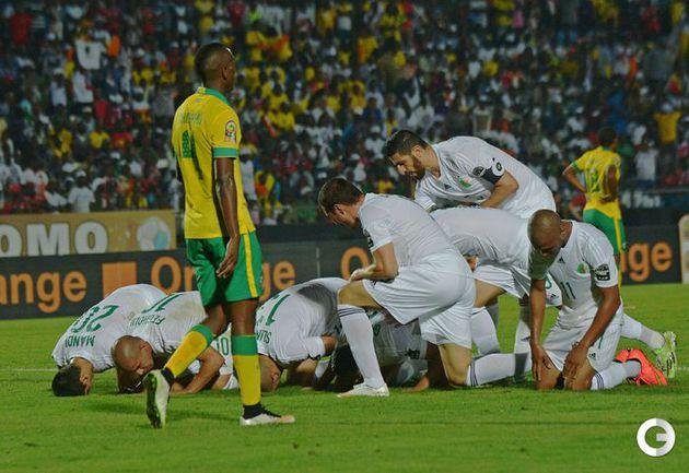 М'Боли помог Алжиру выиграть у ЮАР в Кубке Африки