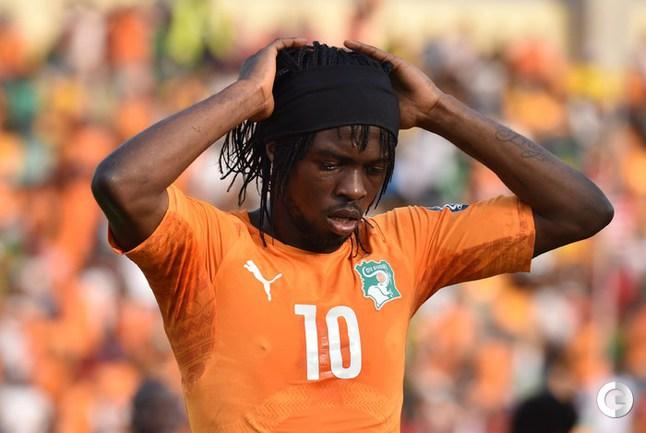 Гол Думбья спас Кот-д'Ивуар от поражения в матче с Гвинеей